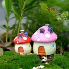 Miniature Animals Fairy Garden Landscape Figurine Bonsai Pot Fish Tank DIY TDCA