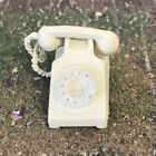 """DST Telephone Rotary Phone 6"""" 1:12 Custom Action New Figure Who Dis? Part 1951"""