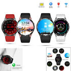 3G Bluetooth Smartwatch Phone Mate MTK6580 Quad Core 4GB GPS for Samsung iPhone