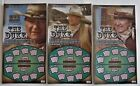 John Wayne Instant SV Lottery Ticket Set of 3, Unique Duke Collectable