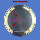 "1pcs 4""/5""/8"" inch Speaker Grill Cover Audio Decorative Circle Metal Mesh Grille"