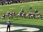 2 Lower End zone NY Jets vs Buffalo Bills Opening Day 9/8 + Parking Pass.  Aisle