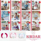 Sirdar Snuggly 100% Cotton DK Patterns 5268-5279 OUR PRICE £2.90