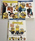 Bluray Slipcovers (NOT THE MOVIES, Minions, Despicable Me 2, 3) Canadian