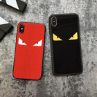 Black Little Devil iPhone Case for iPhone 6 / 7 Plus / 8 / X / XR / Xs Max Fendi