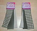 Lot Goody Ouchless Headwrap Headband Hair Wrap Band Black Gray