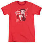 Betty Boop Lover Girl Short Sleeve T-Shirt Licensed Graphic SM-3X $30.1 USD on eBay