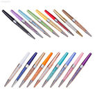 Luxury Bling Metal Rhinestone Crystal Ballpoint Pen Stationery Writting Pens New