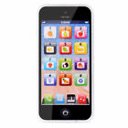 Toy Phone White Smart Phone Baby Children's Educational Learning Kids Iphone USB