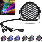 Kyпить LED RGBW Stage 160W 100W Light Flat Par Lamp DMX512 Club DJ Party Disco Lighting на еВаy.соm