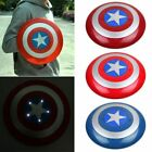 Avengers Captain America Shield with LED Light  Sound Kids Cosplay Toy