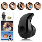 Mini Wireless Bluetooth 4.0 Stereo In-Ear Headset Earphone For Samsung iphone Xe