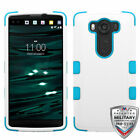For LG V10 Natural TUFF High Impact Armor Hybrid Phone Protector Case Cover