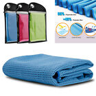 Summer Stay Cooling Towel Chilly Pad For Outdoor/Sports/Work Out/Gym/Yoga/Hiking image