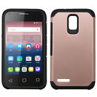 For Alcatel Pixi 4 Astronoot Impact Armor Phone Hard Phone Protector Case Cover