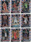 2018-19 Panini Prizm Basketball Red,White + Blue Parallel *You Pick From List*