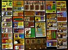 Old West Themed Animal Instant SV Lottery ickets, 40 diff