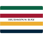 Hudson's Bay Gift Card $25, $50, or $100 - Email Delivery <br/> CA Only. May take 4 hours for verification to deliver.