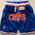 Cleveland Cavaliers NBA Basketball Shorts Vintage Pants Men's NWT Stitched