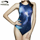 KeepDiving® Professional Sport Swimming Suit For Women One Piece Racing Swimsuit