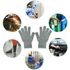 1 Pair of 5-level Anti-Cut Stab Resistant Steel Wire Mesh Work Safety Gloves