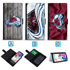 Colorado Avalanche Sliding Flip Case For iPhone 6 6s 7 8 Plus X Xs Xr Max $8.49 USD on eBay