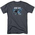 Star Trek The Final Frontier Short Sleeve T-Shirt Licensed Graphic SM-5X on eBay
