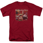 Elvis Presley Christmas Album Short Sleeve T-Shirt Licensed Graphic SM-5X