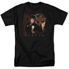 Elvis Presley Karate Short Sleeve T-Shirt Licensed Graphic SM-7X