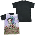 Betty Boop Fairy Short Sleeve T-Shirt Licensed Graphic SM-3X $26.44 USD on eBay