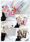 Simple transparent Cartoon Animal TPU phone case cover for Apple iPhoen 6-Xs max
