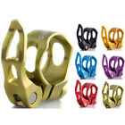 Seat Clamp Compatible Bike Accessories Fixed Lock Clip For Pipe Saddle Durable