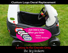 Replacement Stickers Fits Little Tikes custom cozy coupe Logo Plate