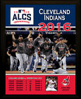 CLEVELAND INDIANS 2016 American League ALCS Champions Commemorative 8x10 Plaque on Ebay