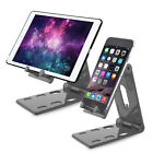 Adjustable Portable Desktop Stand Desk ABS Phone Holder For Tablet/iPad/iPhone