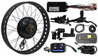 "Fast shipping Black 48V 1000W 20/24/26"" Fat Bike Rear Wheel Ebike Conversion Kit"