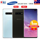 "New 6.4"" Factory Unlocked Samsung Galaxy S10 Plus G975f Octa-core 8g/128gb"