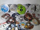 Xbox & Playstation  & WII  GAMES DISC ONLY GREAT CONDITION