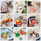 3D Cartoon Bear Fries AirPod Charging Case Cover Skin For Apple AirPods 1 2 $6.99  on eBay