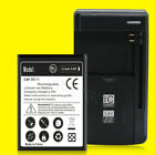 1650mAh Battery or Charger for Samsung Rugby II 2 A847 Rugby III 3 A997 Phone