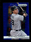 2013 Panini Prizm Prizms Blue Pulsar #166 Buster Posey - NM-MT