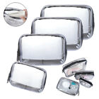 Waterproof Transparent Cosmetic Bags Storage Pouch Makeup Case Toiletry Bag