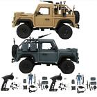 MN96 1:12 2.4G RC 4WD Vehicle Simulation Military Car Toy Kid Gift