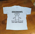 Vintage Shirt 1985 Descendants I Don't Want To Grow Up image