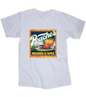 Peaches Records & Tapes T-shirt Music Vintage style