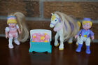 U PICK Fisher Price Loving Family Doll House People Figures Furniture Playskool
