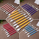 8pcs/set Soft Clay Plastic Carving Tool Safe Baking Suit image