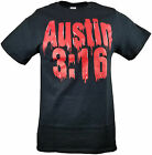 Blood from a Stone Cold Steve Austin Bloody Face Mens Black T-shirt