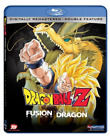 DRAGON BALL Z: FUSION REBOR...-DRAGON BALL Z: FUSION REBORN / WRATH  Blu-Ray NEW