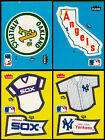 1985 Fleer Stickers - You Pick Complete Your Set (A13) on Ebay